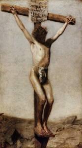 Thomas_Eakins_The_Crucifixion__1880