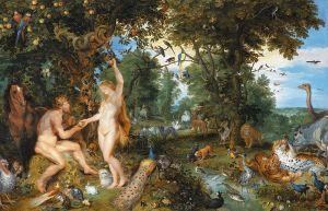 Jan_Brueghel_de_Oude_en_Peter_Paul_Rubens_-_Het_aards_paradijs_met_de_zondeval_van_Adam_en_Eva