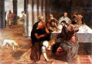 800px-Christus_im_Hause_des_Pharisäers_Jacopo_Tintoretto